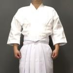 夏に欲しくなる「白色」剣道着&袴
