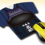 剣道の記念品に、剣道マウスパッド