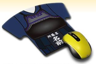 剣道マウスパッド