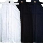 夏用剣道袴「セオ・アルファエステル袴」で暑い時期も快適に!