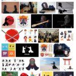 【ハイセンス】剣道の画像素材・イラスト素材