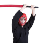 スポーツチャンバラと用具について-公式エア剣と防具